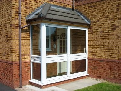 Will I Need Planning Permission For My Porch?